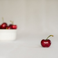 1st Place Digital - Cherries by Brad Bartee