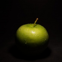 2nd Place Digital – Granny Smith by Brad Bartee