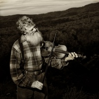 1st Mono - Fiddler on the Mountain by Brandon Ward