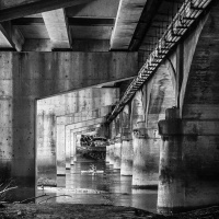 HM Digital - Under the Bridge by Chris Handley