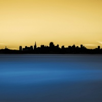 HM Digital - San Francisco Skyline by Brad Bartee