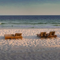 3rd Digital – Beach Chairs by Stan Greenberg