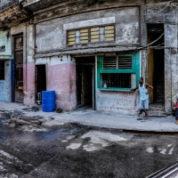 1st Place Color – Havana Backstreet Ride by Mike Shaefer