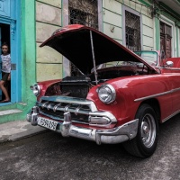 Color 3rd - A Day in the Life of Cuba by Mike Shaefer