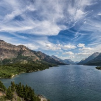 Color 3rd - Waterton Lakes by Chris Handley