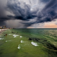 Color 3rd Before the storm by Rohit Kamboj