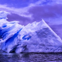 Digital 3rd – Iceberg Delight by Mike Shaefer
