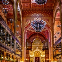 Digital HM – Great Synagogue Budapest by Steve Director