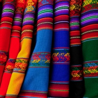 Color HM – Colorful Peruvian Medly by Mike Shaefer
