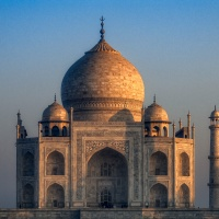 Digital 2nd – Taj at Sunrise by Steve Director