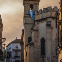 Color 1st – Sevilla at Dawn by Chris Handley