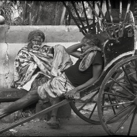 Mono 2nd – Rickshaw Afternoon by Marc McElhaney