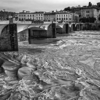 Mono HM – The Raging River Arno by Darryl Neill