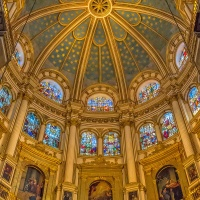 Color 2nd - Granada Cathedral by Chris Handley