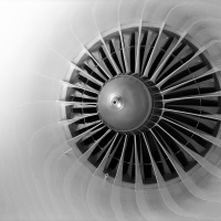 Mono 2nd - Turbofan Number 2 by Brandon Ward