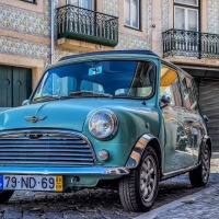 Color HM - Mini Cooper by Chris Handley