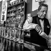 Mono 2nd - The Bartender by Mike Shaefer