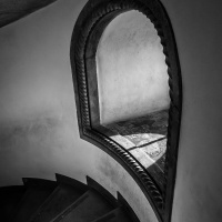 Mono HM - Stairwell Window by Chris Handley