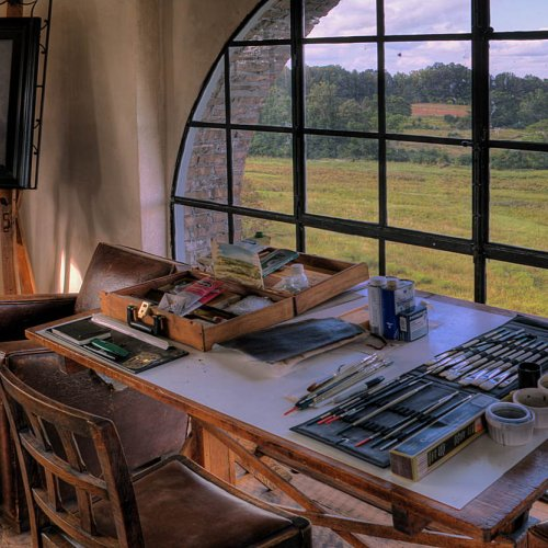The Artist's Table by Jim Harrison