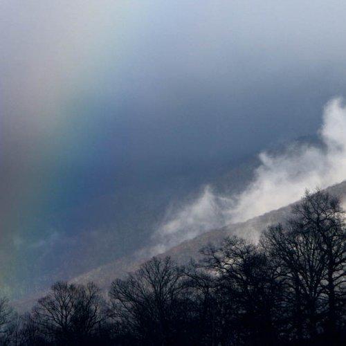 Winter Rainbow by Jim Harrison