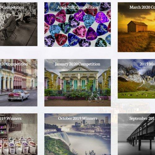APS Website Gallery