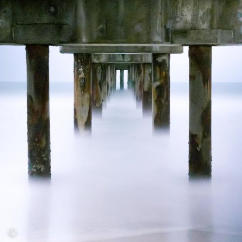 St. Johns Pier by Janerio Morgan