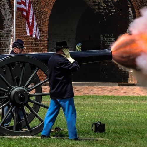 Savannah Blast by Mike Shaefer