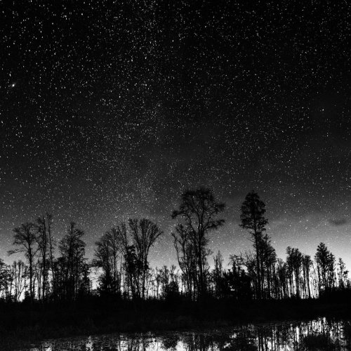 3rd Mono (and Mono Member's Choice): Stars Above - Stars Below by Darryl Neill