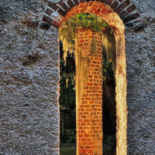 Column Through the Window by Jim Harrison