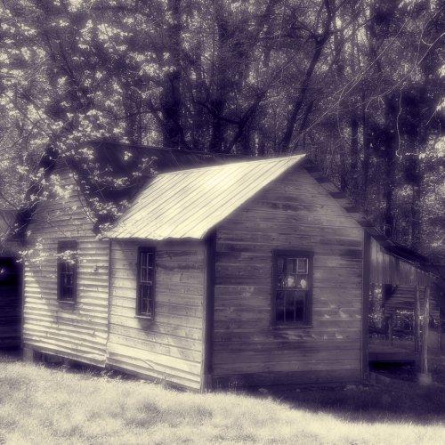 House at Shields-Ethridge by Brandon Ward