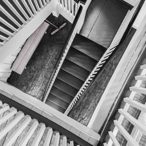 Geometric Vertigo by Mike Shaefer