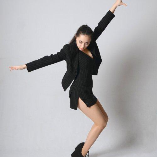 Jazz Dancer by Al McLeod