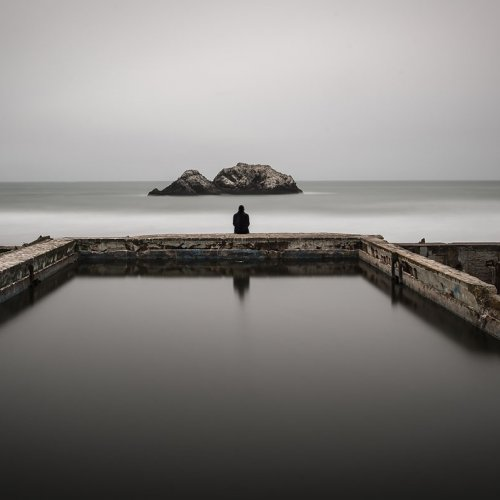 Sutro Baths by Brad Bartee