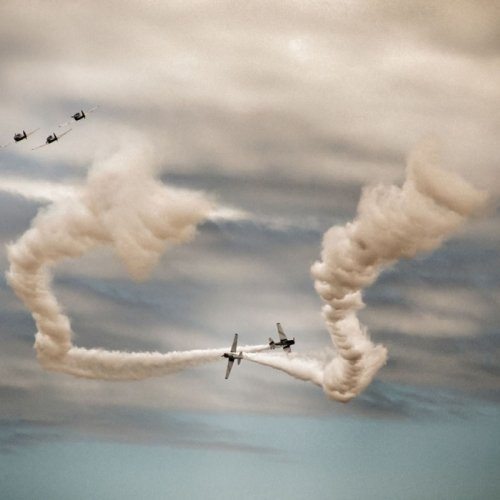 Sky Typers by Brad Bartee