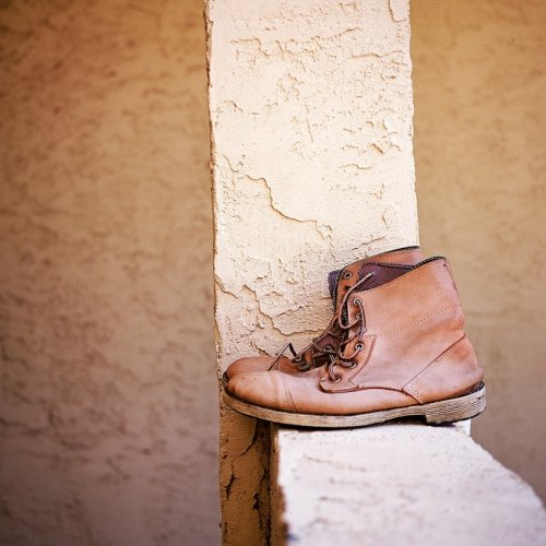 Lonely Boots by Brandon Ward