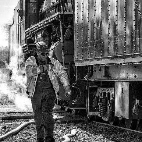 Man and Behemoth by Darryl Neill