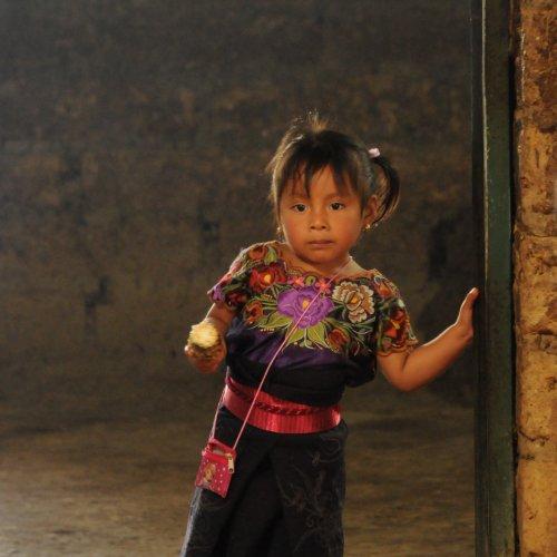 Myan Girl by Enrique Duprat