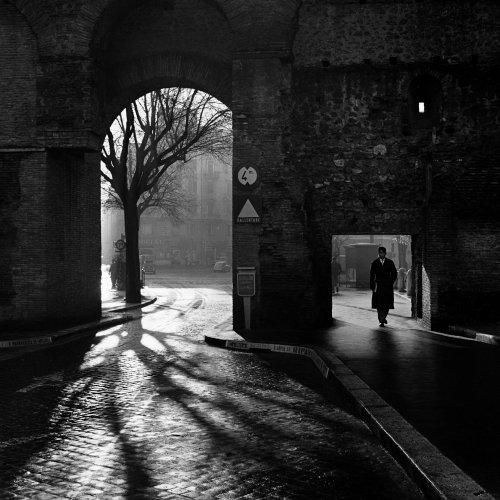 Entering the Eternal City - Rome Italy by Mario DiGirolamo