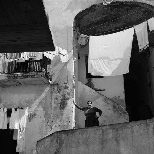 Her Domain - Vallecorsa, Italy by Mario DiGirolamo