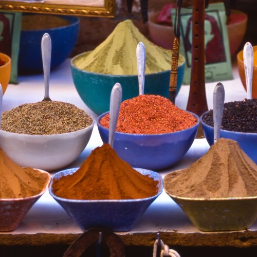 Spice Shop by Mike Shaefer