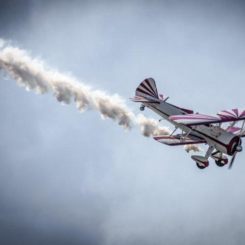Air Stunt by Rohit Kamboj