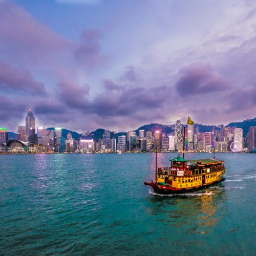 Evening Cruise Ride by Rohit Kamboj