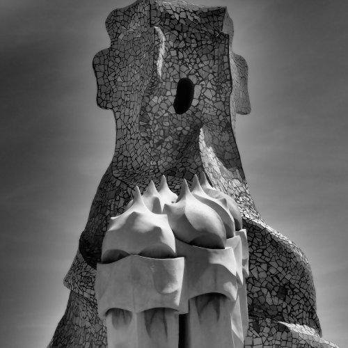 Gaudi Roof Vents by Ru Britton