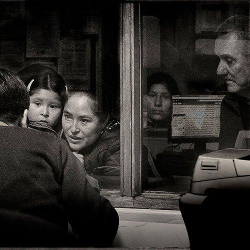 Digital HM - Canceled Train by Marc McElhaney