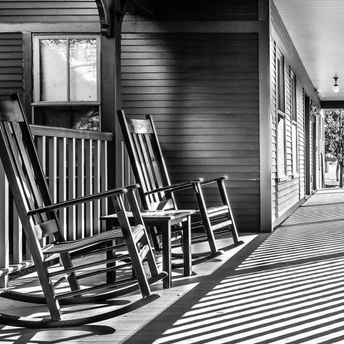 Mono HM - The Porch by Steve Director