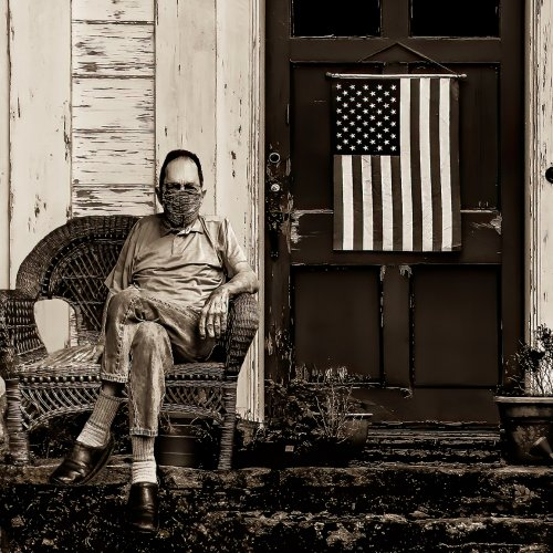 American Patriot by Mike Shaefer