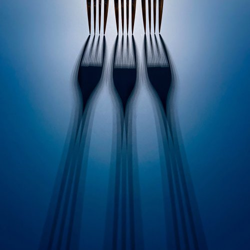 May The Forks Be With You by Michelle Simmons