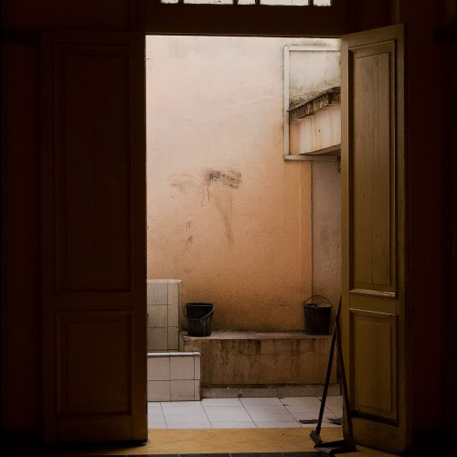 The Water Closet by Marc McElhaney