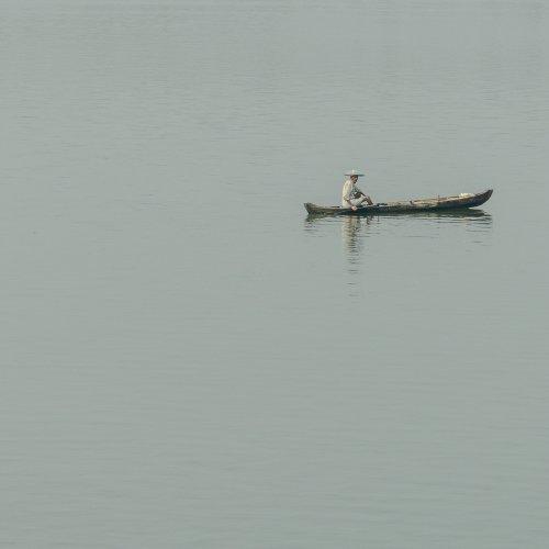Color HM- Kochi Fisherman by Steve Director