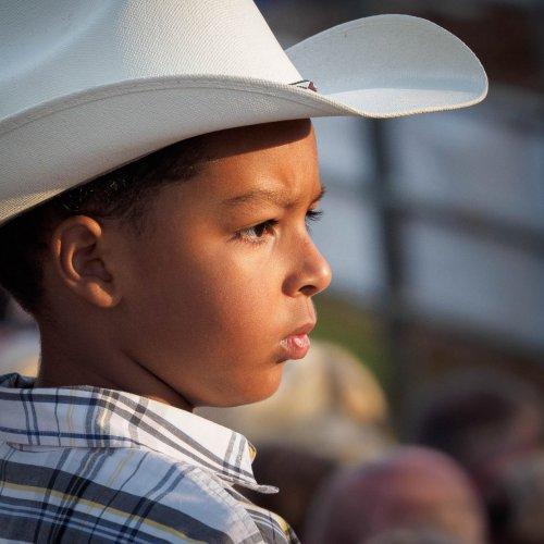 HM Color - Little Cowboy by Janerio Morgan